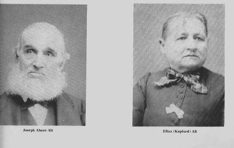 joseph a and eliza kepford